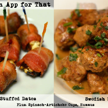 Cooking Workshop: There's an App for That