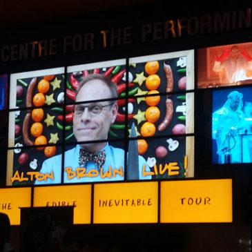 Alton Brown Live! The Edible Inevitable Tour