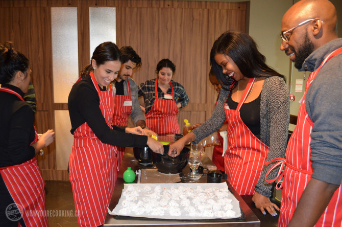 There's an App for That - Cooking Workshop