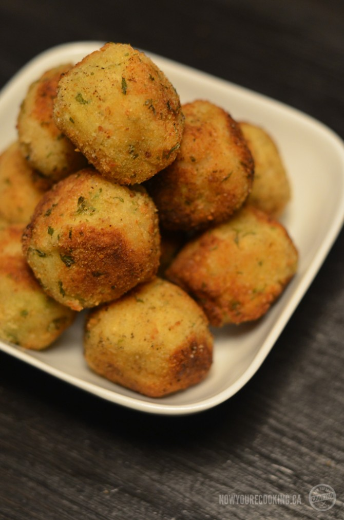 Now You're Cooking - Arancini