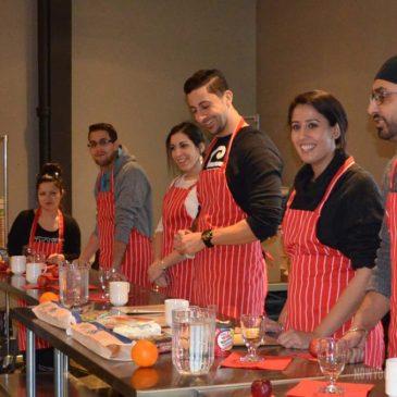 Recap: Valentine's Cooking Class