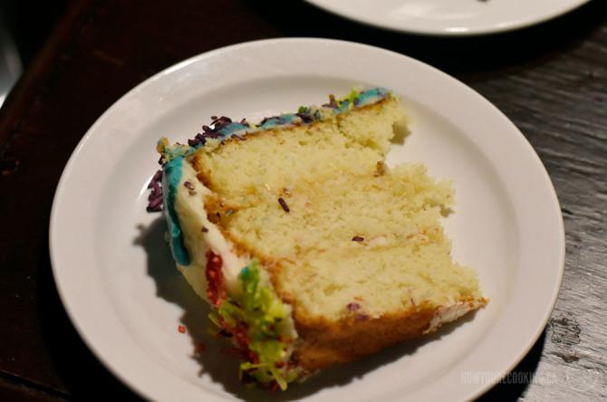 It S My Birthday Coconut Lemon Drip Cake With A White