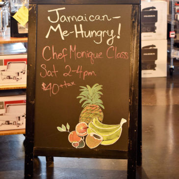 Recap: Jamaican Me Hungry Cooking Workshop