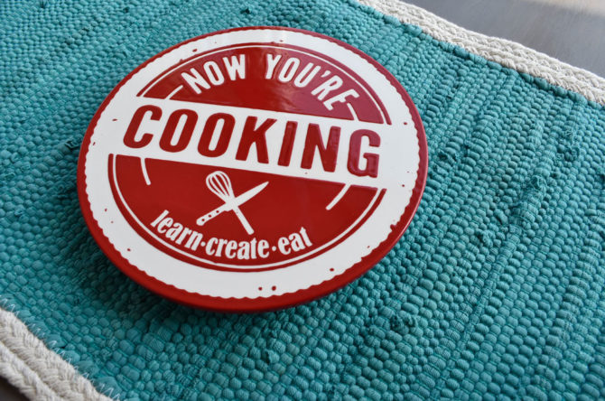Now You're Cooking - Ceramic Housewarming Gift