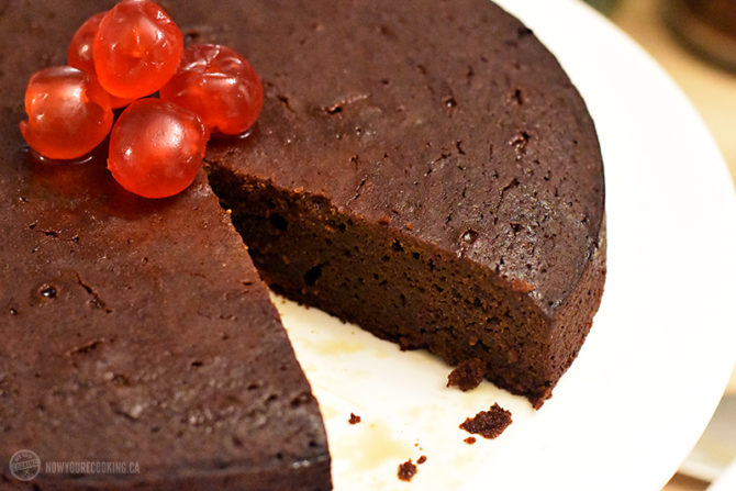 Jamaican Black Cake Christmas Rum Cake Now You Re Cooking